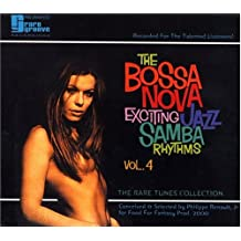 Vol. 4-Bossa Nova & Samba Rhyt