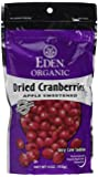 Eden Organic Dried CranberriesPouches - 4 oz