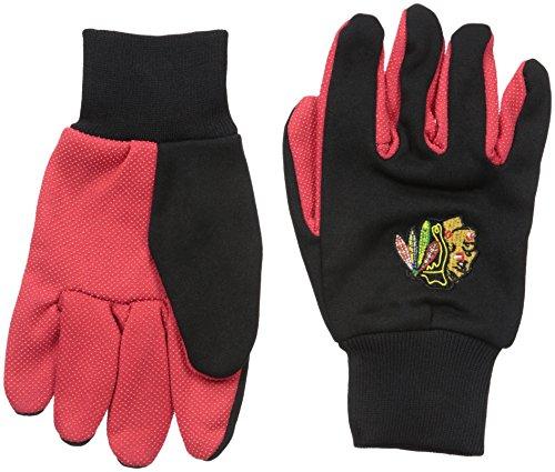 Price comparison product image NHL Chicago Blackhawks Two Tone Utility Gloves