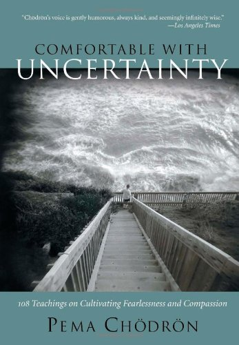 Cheapest Copy Of Comfortable With Uncertainty 108