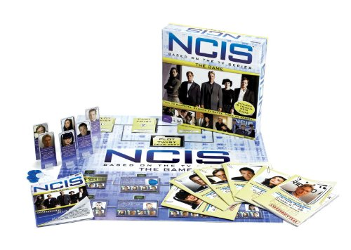NCIS The Board Game (Ncis Best Gibbs Episodes)