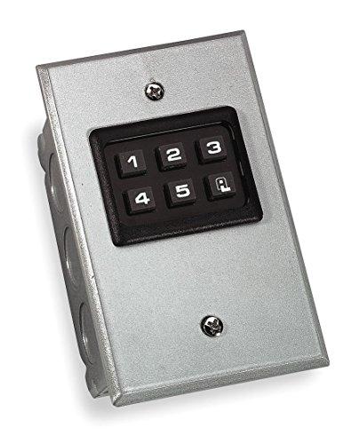 Alarm Lock PG30KPD Low-Profile Exterior Keypad for PG30 Alarm