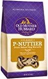 old mother hubbard extra tasty - Old Mother Hubbard Classic Crunchy Natural Dog Treats, P-Nuttier Mini Biscuits, 5-Ounce Bag