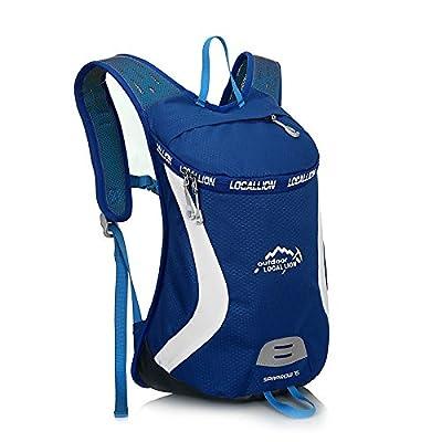 hongrun Double pack de l'épaule d'escalade extérieur forfait équitation location sac à dos les hommes et les femmes.