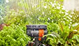 Gardena ZoomMaxx Sprinkler on Sled Base with