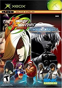 Amazon Com King Of Fighters 2002 2003 Xbox Artist Not Provided