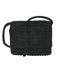 Dynamic Asia Women's Crochet Flap Front Crossbody
