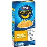 Kraft Macaroni & Cheese Dinners Thick 'n Creamy Dinner, 7.25 Ounce
