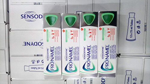 4 x 75ml Sensodyne Pronamel Daily Protection Toothpaste - Mint