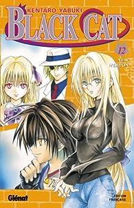 Black Cat, Tome 12 : New Weapon par Kentaro Yabuki