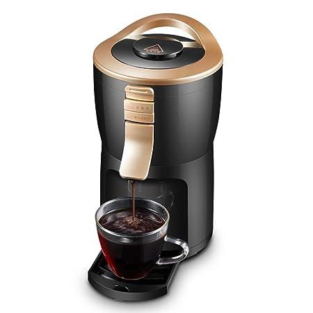 006 DOOST Cafetera, máquina de café con Leche y máquina de ...