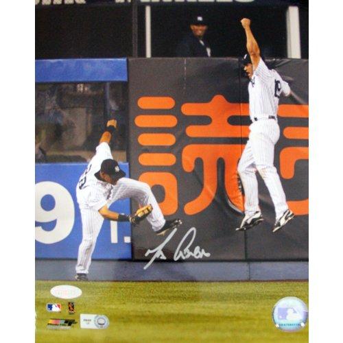 UPC 809418410728, MLB New York Yankees Melky Cabrera Robbing HR vs. Red Sox with Damon Celebrating Photograph, 8x10-Inch