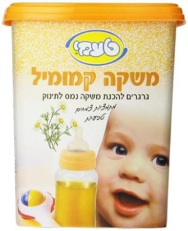 Instant bebé bebidas, Manzanilla, Cajas 8,8 onzas (paquete de 4)