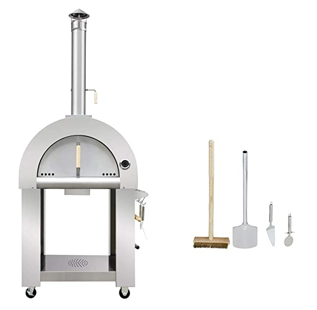 Thor Wood Fired Artisan Pizza Oven/Grill