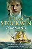 Command by Julian Stockwin front cover