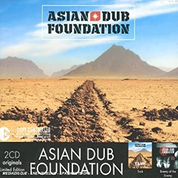 Enemy of the enemy asian dub foundation that
