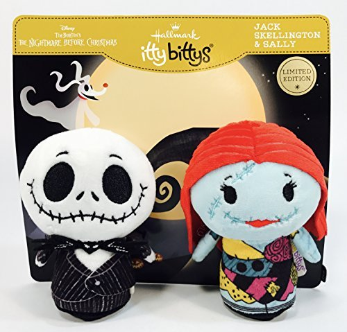 Hallmark Itty Bittys Jack Skellington and Sally Limited for sale  Delivered anywhere in USA