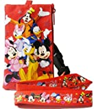 Disney Mickey Mouse & Friends Long Red Lanyard