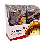 Maple Story ITCG Internet Trading Card Game Booster Box (24 Packs)