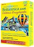 Encyclopaedia Britannica 2006 Children's Encyclopedia CD