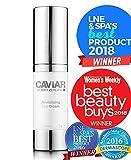 Caviar of Switzerland Revitalizing Eye Cream...Amazing Brightener 15ml