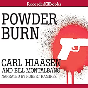 Powder Burn Hörbuch