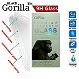 Black Gorilla 100% Premium Tempered Glass Screen Protector for Samsung Galaxy Grand Prime 4G G531