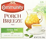 Community Coffee Green Tea Bags, 48 ct., (Pack of 6)