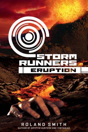 Storm Runners #3: Eruption - Audio
