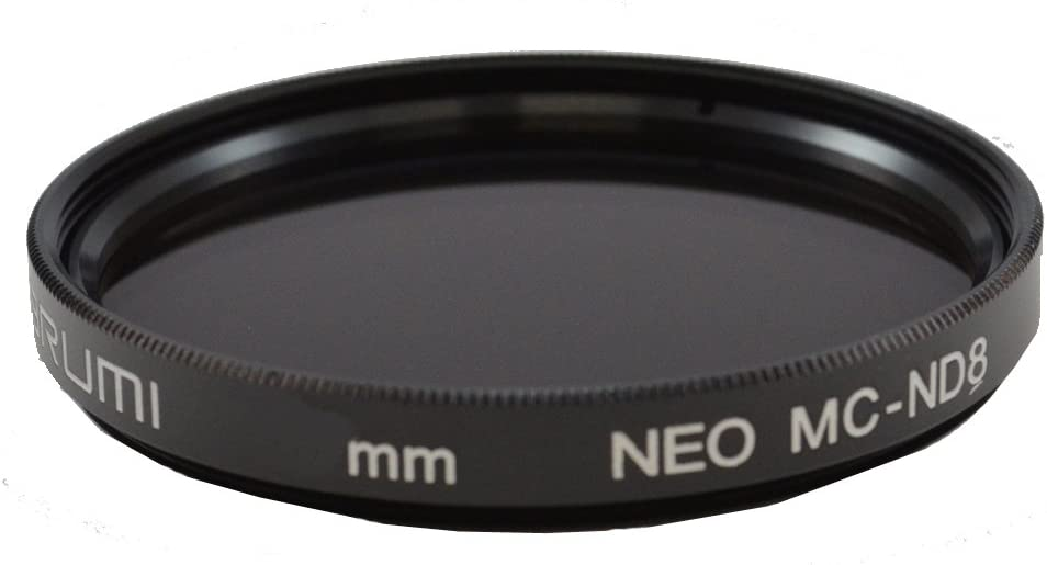 Marumi Neutral Density MC Multi-Coated Filter ND8 52mm