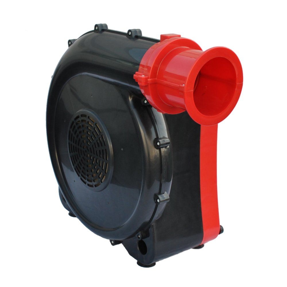 XPOWER BR-282A 2-HP 1500-CFM Indoor/Outdoor Inflatable Blower, 12-Amp