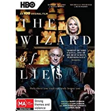 Wizard of Lies | Robert De Niro, Michelle Pfeiffer | Barry Levinson's | NON-USA Format | PAL | Region 4 Import - Australia