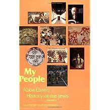 002: My People: Abba Eban's History of the Jews, Vol. 2