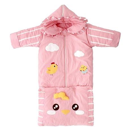Saco De Dormir De Pijamas Para Bebé Saco de dormir para bebé con pies Ropa de