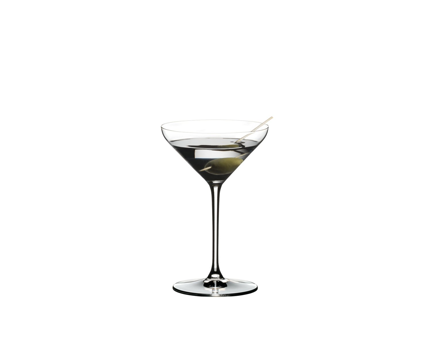 Riedel Extreme Crystal Martini Cocktail Glass, Set of 2