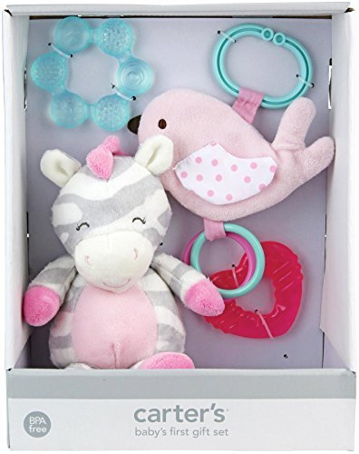 最安 Kids Baby's Preferred Kids Carter's Baby's First Set Gift Set [並行輸入品] B01K1ULKHU, シベツシ:cb391169 --- clubavenue.eu