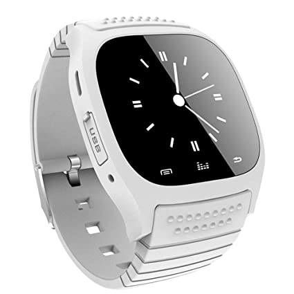 Amazon.com: LCNINGZNSB Time Owner M26 Smart Watch Bluetooth ...