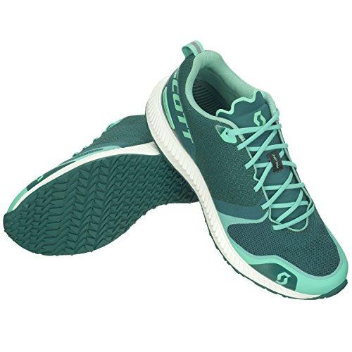 Scott Black 5 Course De W's Palani Vert Chaussures 5 rC6wpqSr