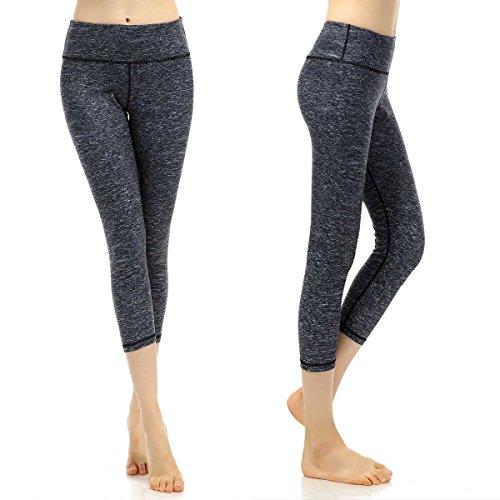 Capucha de entrenamiento para mujer SOUTEAM con pantalones de entrenamiento de cintura alta, cintura gris, grande