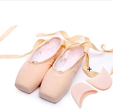 weishenghulian Zapatillas Ballet NiñA,Dance Zapatos De Baile para ...