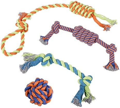 Puppy Chew Toys Dog Rope