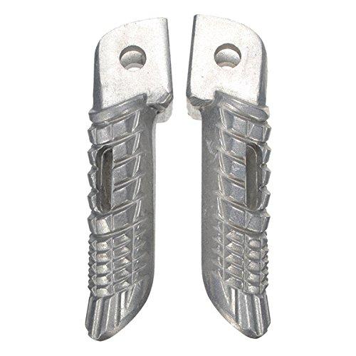 Wooya Cale-Pieds Avant Et Arri/ère en Aluminium pour Suzuki Gsxr600