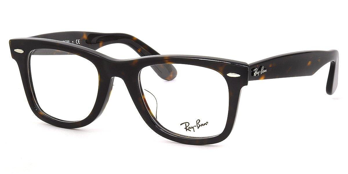 【レイバン国内正規品販売認定店】RX5121F 2012 50サイズ Ray-Ban (レイバン) メガネ ウェイファーラー WAYFARER ウェリントン メンズ レディース B011136YTK