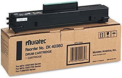 Muratec Drum Cartridge DK 40360