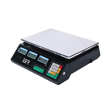ZCY Digital Báscula Electrónica Precio Informática Peso ...