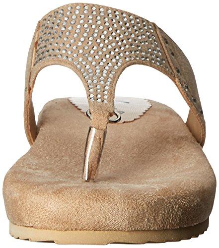 Annie Chaussures Femme Jester Sandale Naturelle