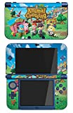 Skinhub Animal Crossing Leaf Game Skin for The Nintendo New 3DS XL Console