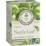 Traditional Medicinals Organic Nettle Leaf Tea, 16 Tea Bags (Pack of 6)