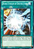 Yu-Gi-Oh! - Burst Stream of Destruction (SDBE-EN021) - Structure Deck: Saga of Blue-Eyes White Dragon - Unlimited Edition - Common