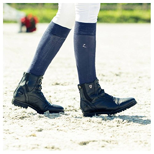 Brown Ladies Boots Horze Drew 37 Dark zwqIS